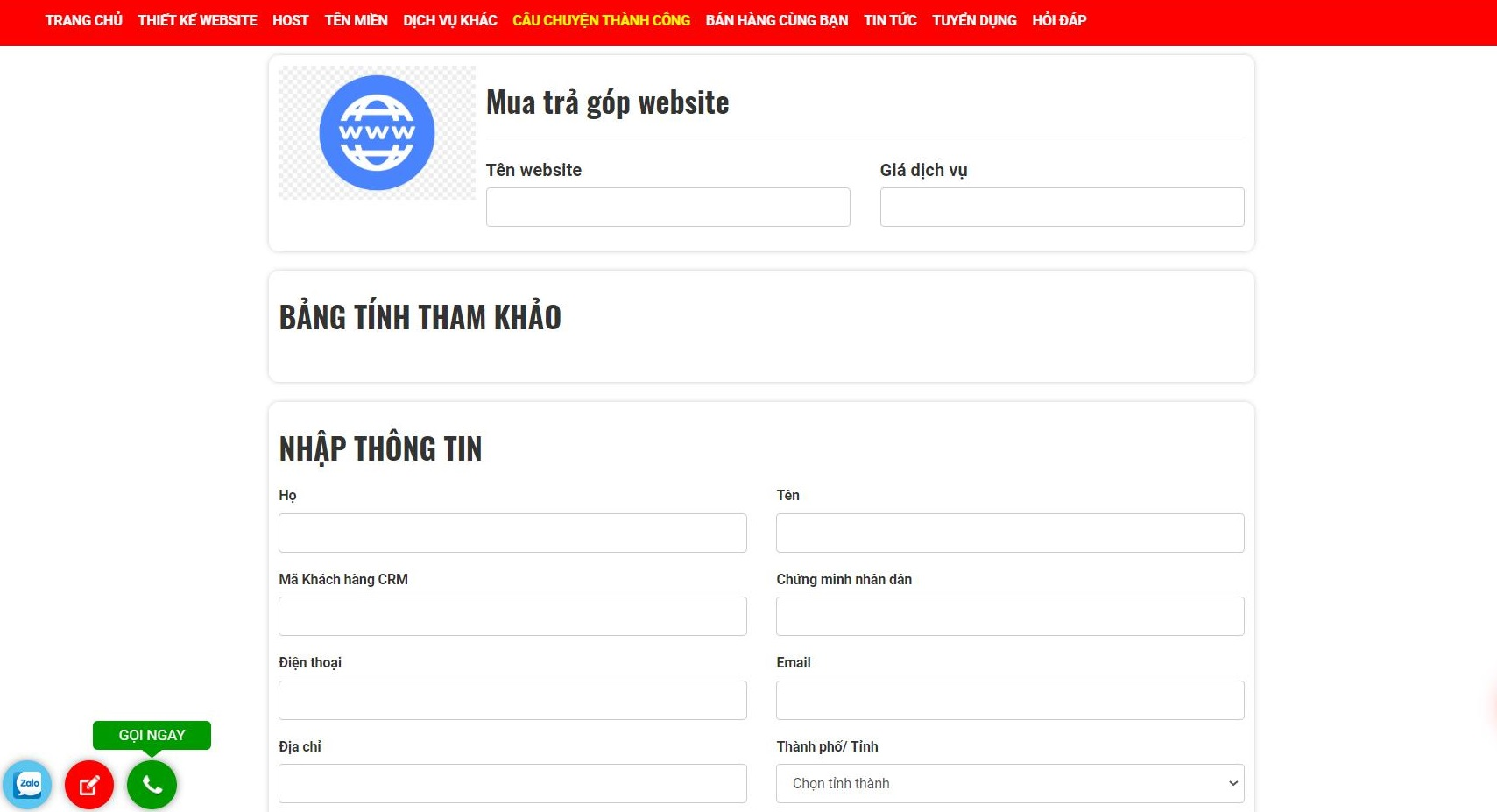 tra-gop-website
